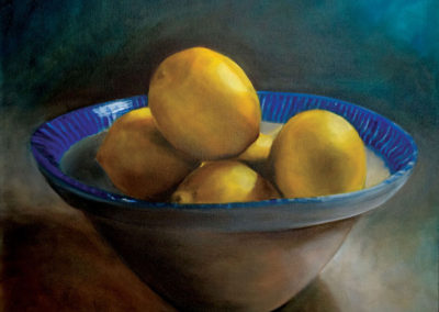 Lemons in Buffy's Bowl