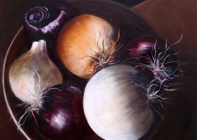 Lorren's Onions in Bowl
